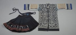 Wedding or Festival Jacket and Skirt