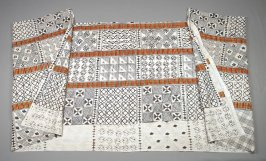 Adinkra cloth (Akwesiada-Sunday adinkra)