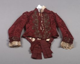 Bodice from dress (bodice and skirt)
