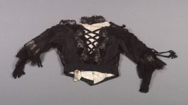 Bodice (with skirt X1989.329)