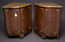 Louis XV Corner Commode (encoignure)