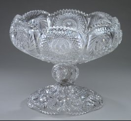 Punch bowl and Stand