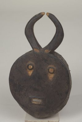 Mask with Horns (Guli)