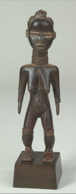 Standing Female Figure (Lu Me)