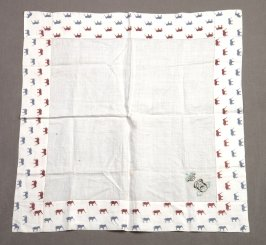 Handkerchief of the Dowager Empress of Russia, Marie Feodorovna