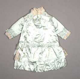 Child's dress (matches bonnet 59.6.2)