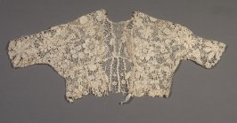 Jacket white lace (alt. bodice for X1989.1150)