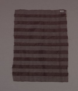 Cloth (black stripes)