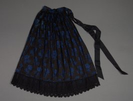 Apron from German peasant costume (61.24.1 - 61.24.12)
