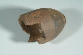 Fragment of oval shell