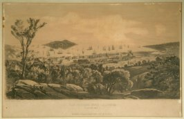 San Francisco, Upper California in January 1849 from cornerstone of old San Francisco City Hall