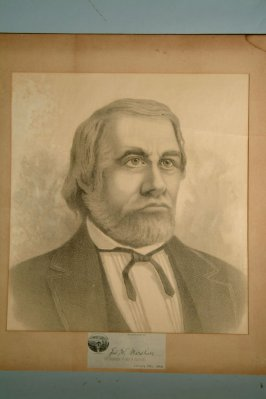 James W. Marshall (framed)