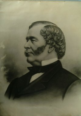 Portrait of General Mariano Guadalupe Vallejo