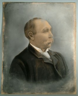 Portrait of Edward L. Reimer