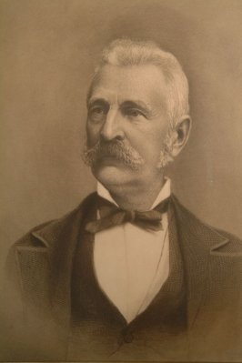 S. Clinton Hastings, founder of Hastings College of Law