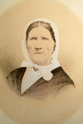 Mary A. Wolfe, War of 1812 nurse