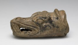 Serpent Head (portion of a Pipe ?)