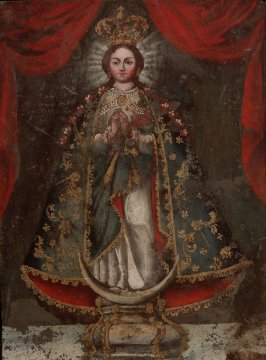 Our Lady of Guadalupe (Nuestra Senora Guadalupe)