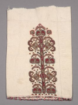 Sleeve from a woman's garment