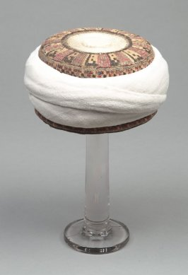 Ceremonial Headdress (kopiah)