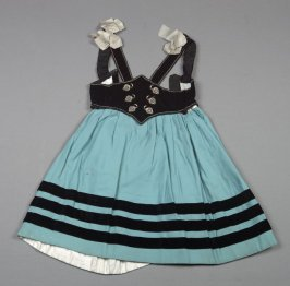 Skirt from child's Swiss costume