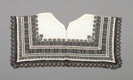 Collar from Woman's peasant ensemble