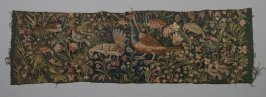 Tapestry fragment Donor No: 3525 Name: Julia (Mrs. Gustave) Brenner