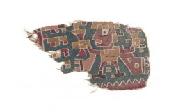Tunic sleeve fragment