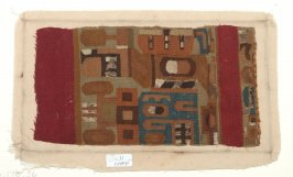 Textile fragment from a tunic