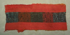 Huari related border fragment