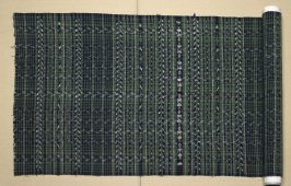 Cloth for woman's skirt (corte)