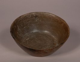 Brown-Ware Bowl