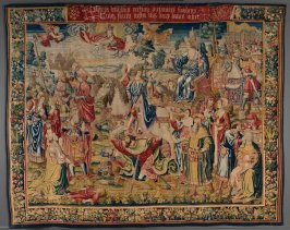 Triumph of Justice, from The Triumph of the Seven Virtues series