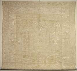 Bed cover beige
