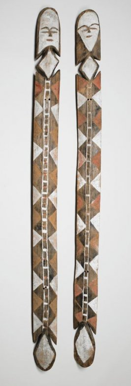 Pair of Altar Frame Panels