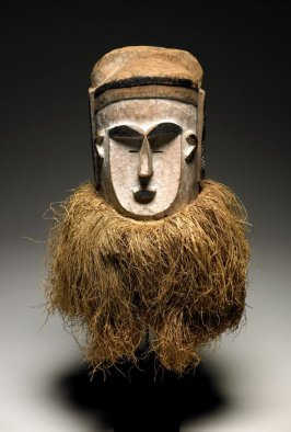 Bifrontal Helmet Mask