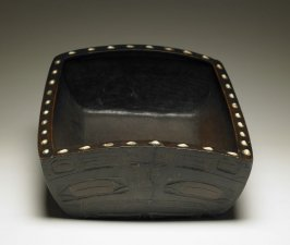 Potlatch Square Bowl