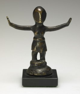 Standing Female Figure (dungdung)
