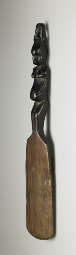 Spatula with Figural Handle
