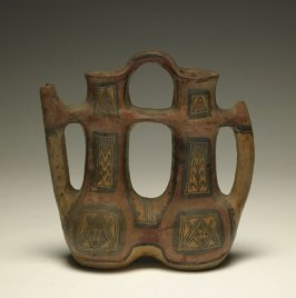 Double Spouted Vessel (labelled 116)