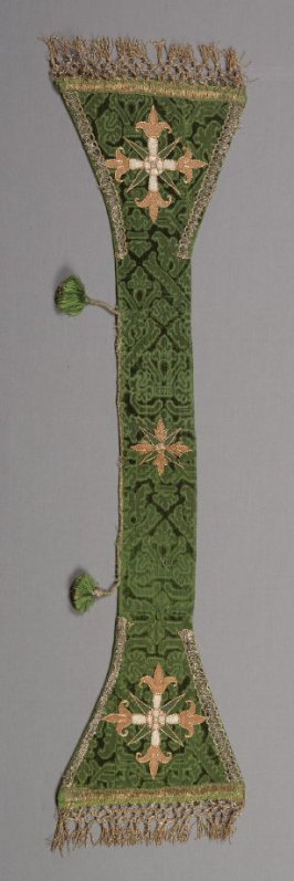 Maniple(with matching chasuble and stole)