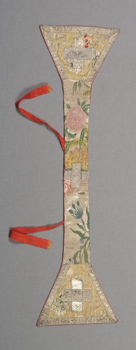 Stole (matches maniple X1989.202, chasuble 1982.13.5)