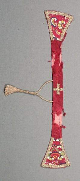 Maniple (for chasuble .263 and stole .264)