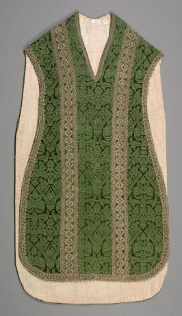 Chasuble (with matching maniple & stole)