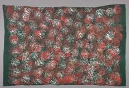 Wrapper: green with red and white blotches