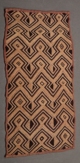 Panel or burial cloth