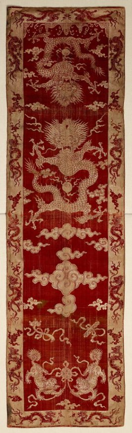 Chinese panel, one of four