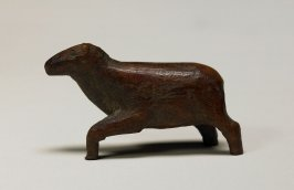 Zoomorphic Carving (Caribou)