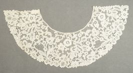 Bertha collar lace(with dress X71.91a-b)