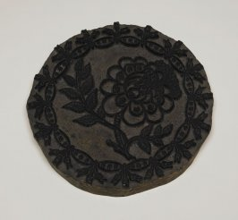 Woodblock for printing textiles